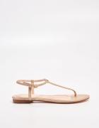 Sandały MOHITO złote...