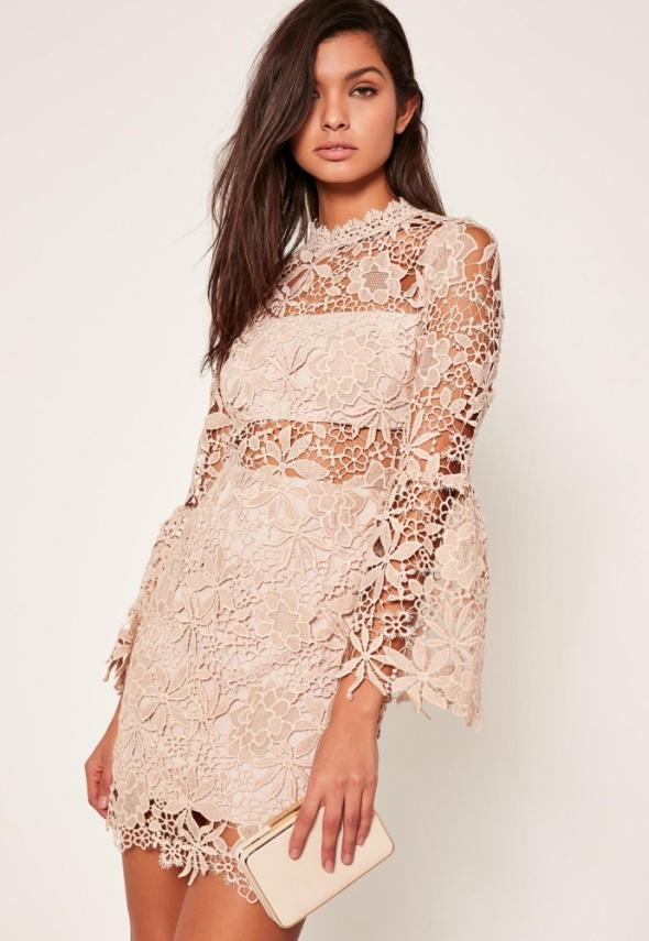 Ubrania Poszukuję koronkowej sukienki MISSQUIDED