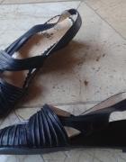 sandałki Caprice czarne