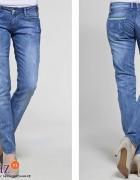 Big Blue zachwycające jeansy