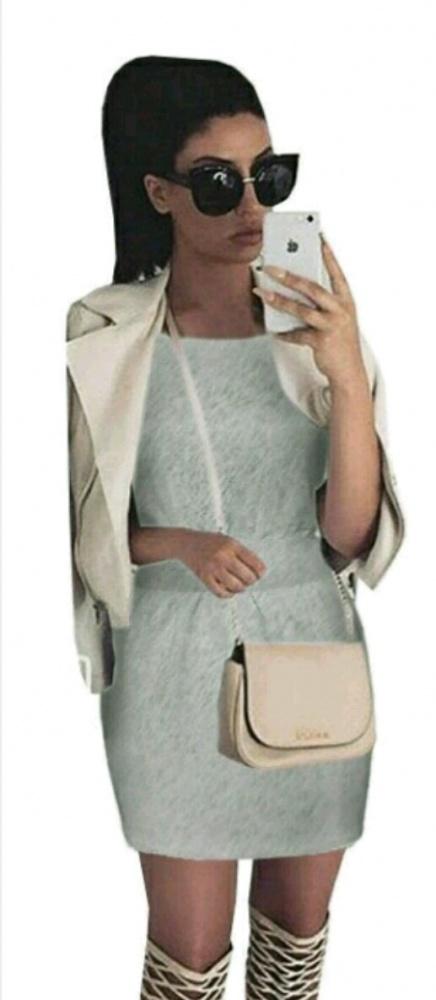 Eleganckie Elegancko i modnie
