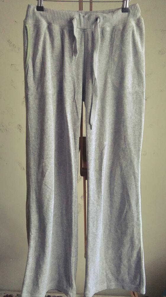 szare spodnie dresowe carry fit 40...