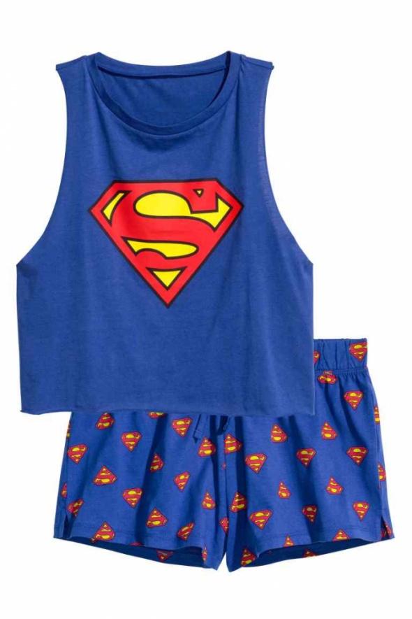 piżama superman...