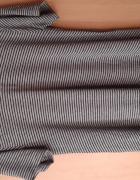 szara bluzka Pull & Bear