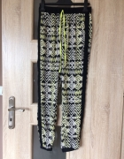 spodnie letnie alladynki