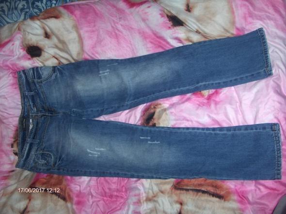 Spodnie Spodnie Jeansowe House