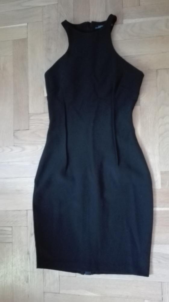 Suknie i sukienki Czarna sukienka XS ZARA