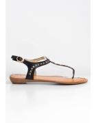 Sandałki z łańcuszkiem...