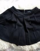 Spódnica mini rozkloszowana pikowana House nowa...