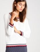 Ażurowy sweter Tommy Hilfiger ABINA