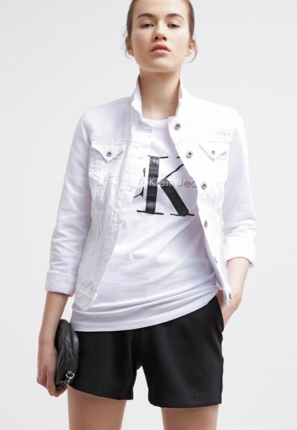 Bluzka T shirt Calvin Klein