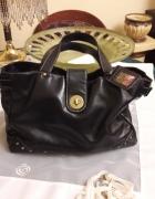 Skórzana torebka Bergamo włoska