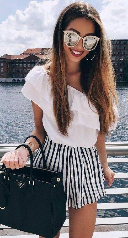 Codzienne wakacyjny look
