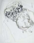 Koszula męska ze wzorem