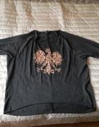Dresowa bluza z orłem