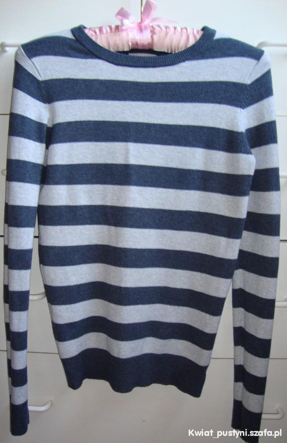 Swetry Sweterek w paski Atmosphere