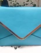 Błękitna kopertówka