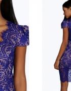 koronkowa sukienka BooHoo