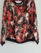 bluzka floral pimkie...