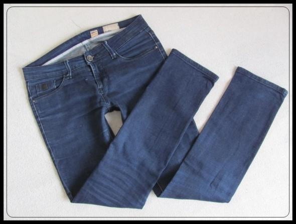 REPORTER spodnie jeansy damskie W29 L32 M i L w Spodnie