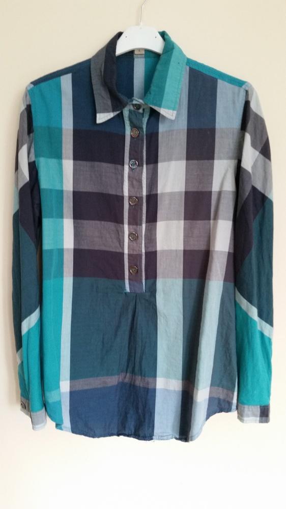Koszule Piękna koszula Burberry