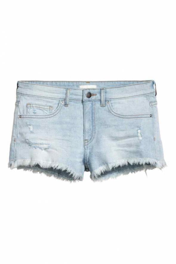 Szorty H&M jeansowe...