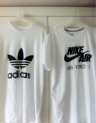 Koszulka adidas nikepuma...