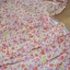 Bluzka floral mgiełka