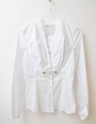Oodij biała koszula nowa bluzka 38...