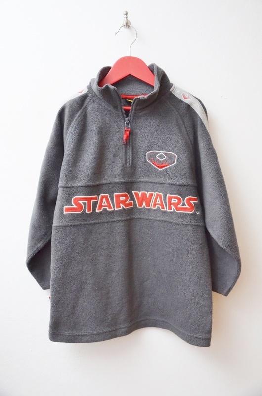 Bluzy C&A polar dziecięcy STAR WARS bluza 122 128 cm
