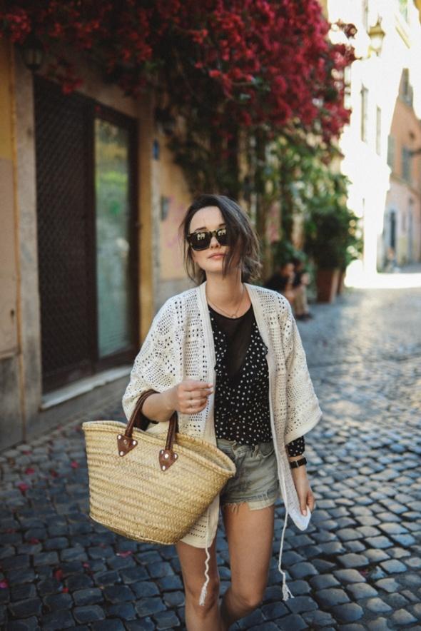 Blogerek Romantyczny styl