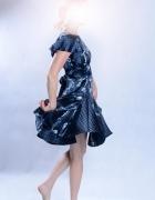 firmowa efektowna sukienka na wyjście...