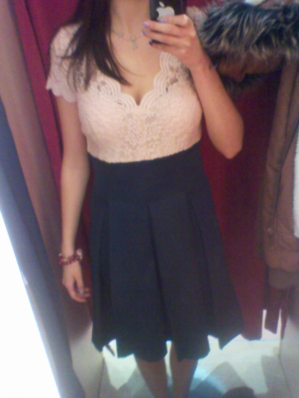 Eleganckie sukienka Orsay