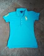 Świetna oryginalna koszulka Ralph Lauren