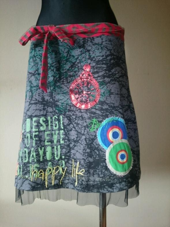 Spódnice DESIGUAL spódniczka M na L