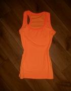 Neonowy pomarancz lato