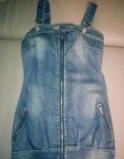 Sukienka dżinsowa S...