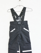 Spodnie narciarskie czarne 86 92...