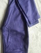 Skórzane spodnie w rozmiarze M