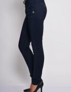 biurowe spodnie XS S