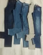 zestaw spodni XS rurki