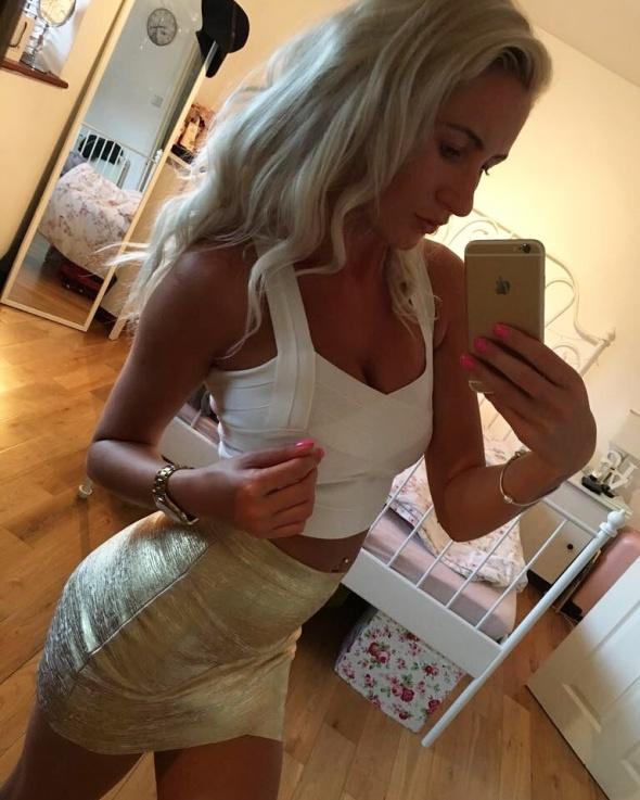 Gold&White...