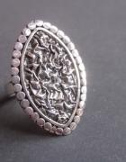 srebro 925 pierscionek z Bali Indonezja Katuta