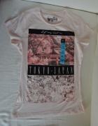Pastelowa koszulka