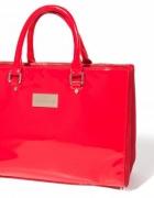 czerwona torebka kuferek mohito kupie...