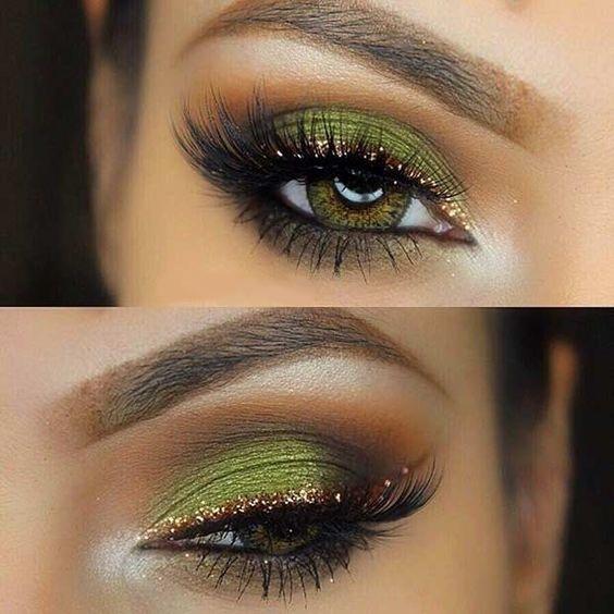 Wasze inspiracje Green Eyes