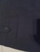 Czarne spodnie rybaczki