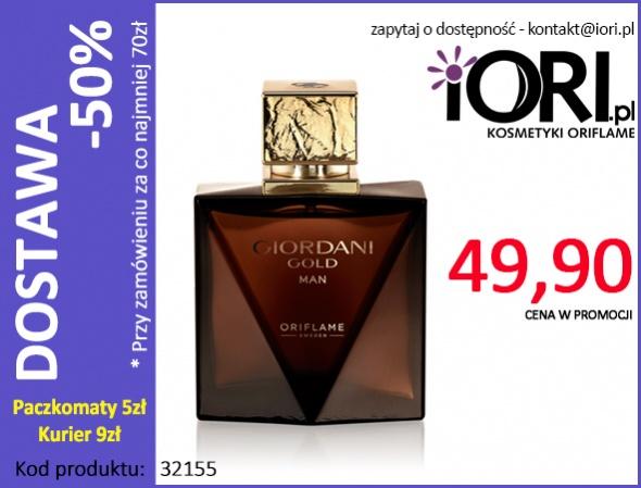 Perfumy Woda toaletowa Giordani Gold Man
