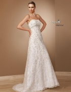 Suknia ślubna francuskiej marki Herms...