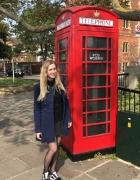 Płaszcz w Londynie